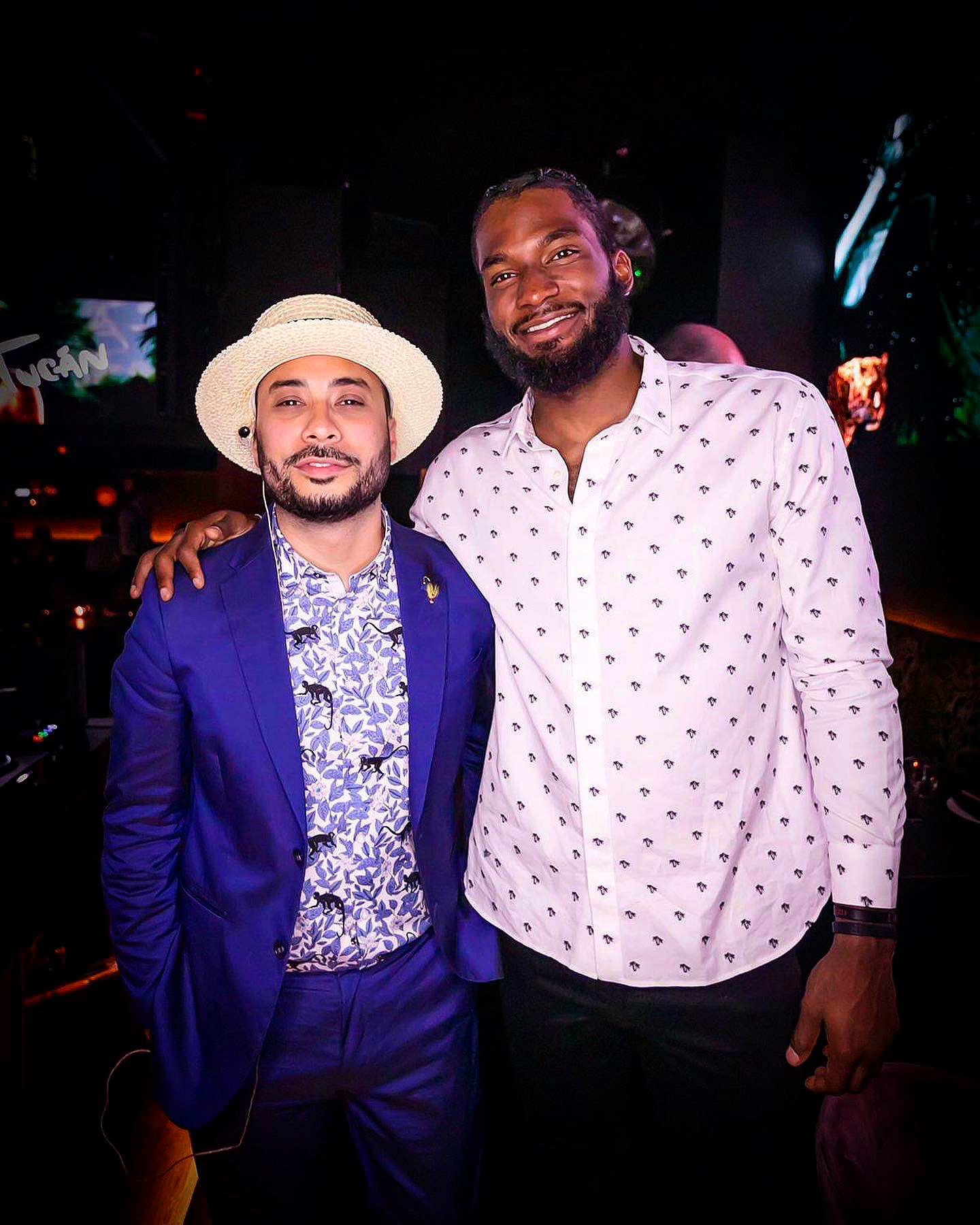 with Justise Winslow