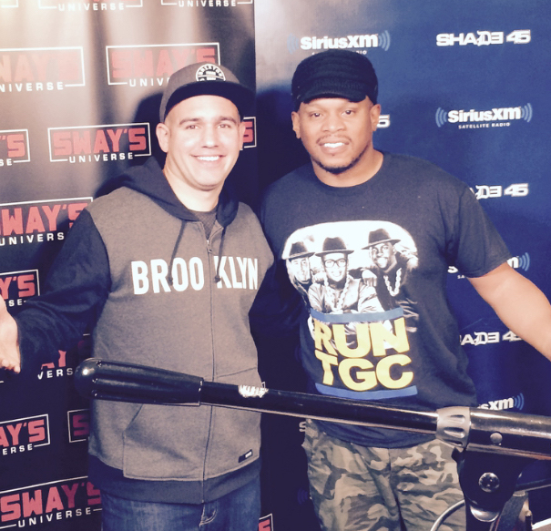 with Sway Calloway