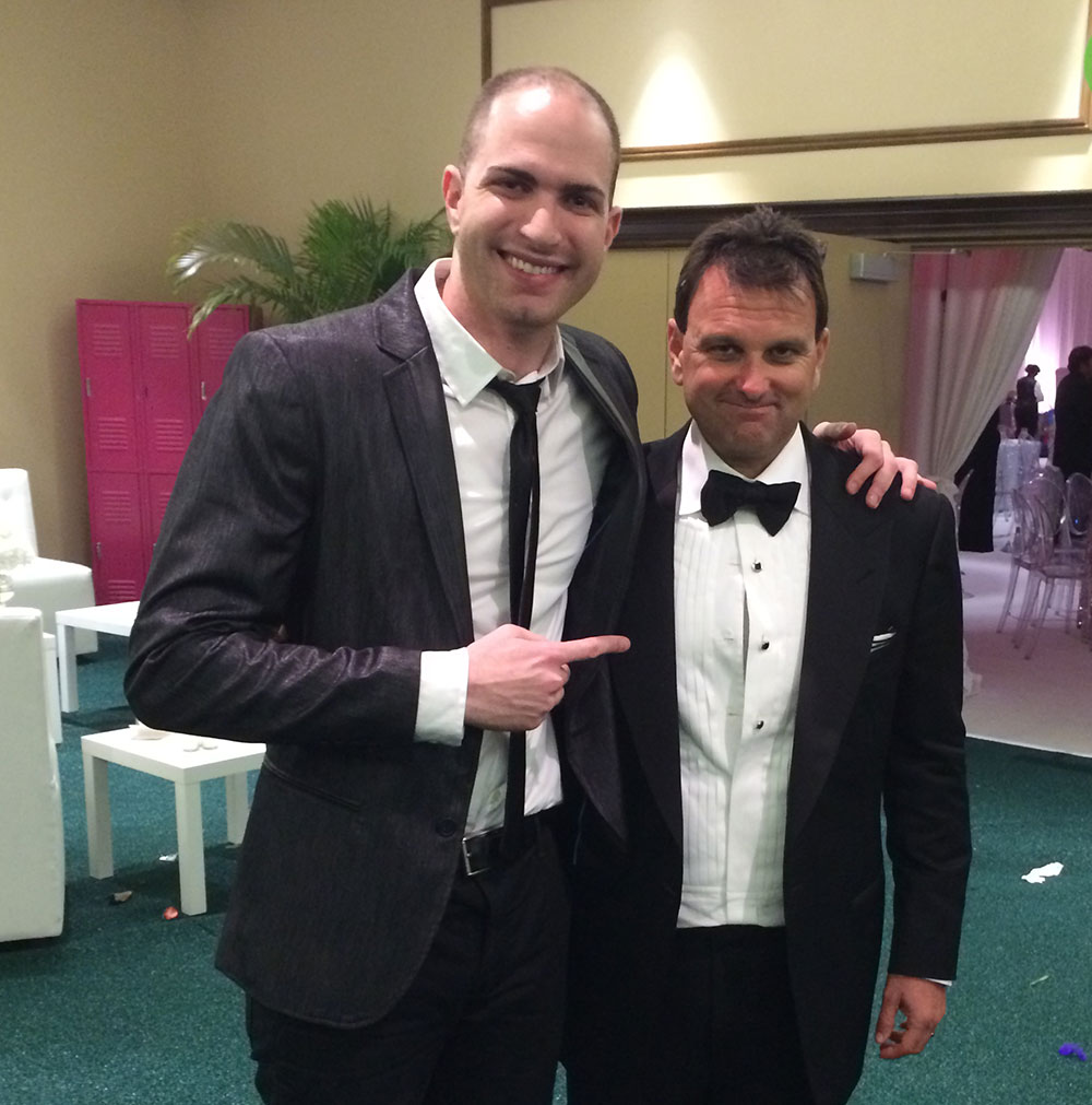Drew Rosenhaus Wedding