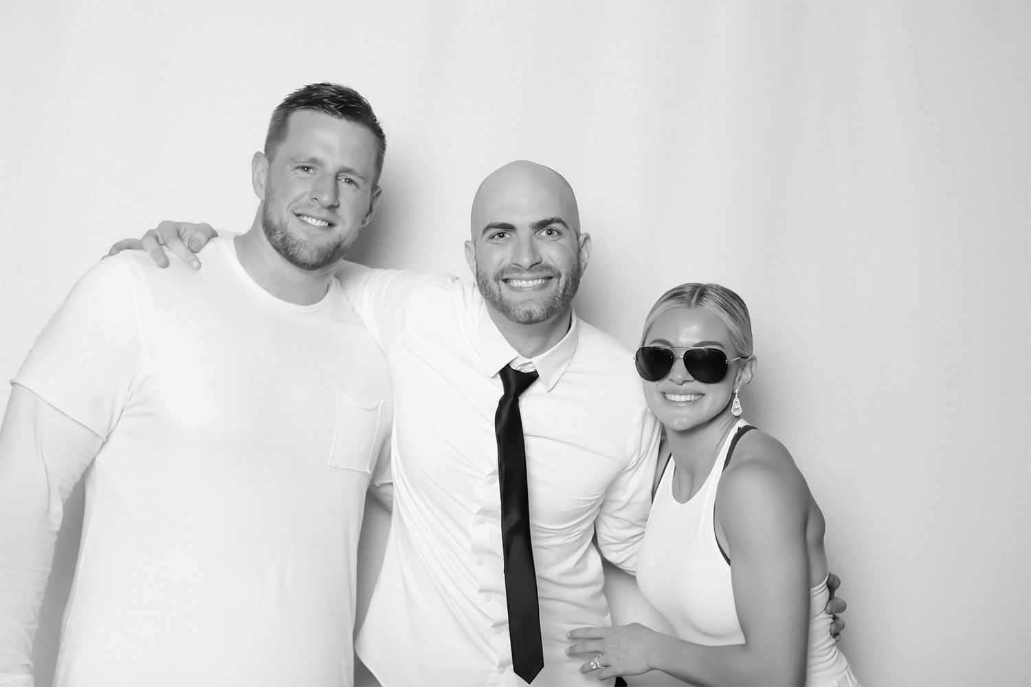 with J.J. Watt & Kealia Ohai